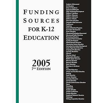 Finansieringskilder for K12 utdanning av Oryx Press