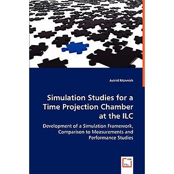 Simulation Studies for a Time Projection Chamber at the ILC by Mnnich & Astrid