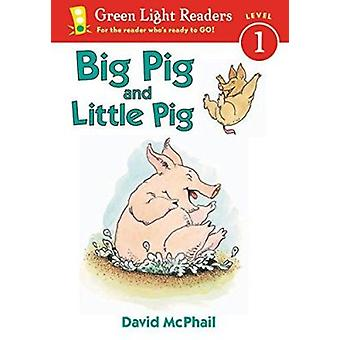 Big Pig and Little Pig Book
