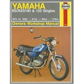 Yamaha RS/RXS100 and 125 Singles Owner's Workshop Manual (12th Revise