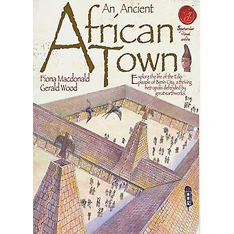 African Town by Fiona MacDonald - Gerald Wood - 9781908973665 Book