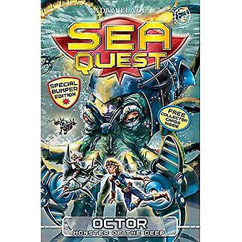 Sea Quest: Special 4: Octor, Monster of the Deep