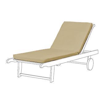 Gardenista® kivi vedenkestävä istuin pad Sun Lounger, pakkaus 2