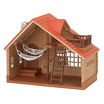 Sylvanian familier Log Cabin Toy