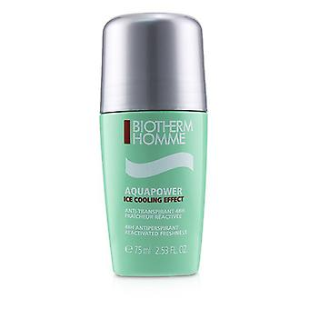 Biotherm Homme Aquapower 48H Antiperspirant Reactivated Freshness 75ml/2.53oz