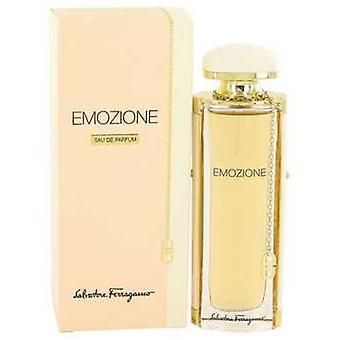 Emozione Par Salvatore Ferragamo Eau De Parfum Spray 1.7 Oz (femmes) V728-531785