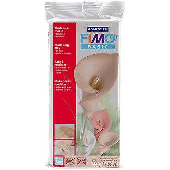 Fimo Air Dry Clay 1.75 Ounces Light Flesh S8100 43