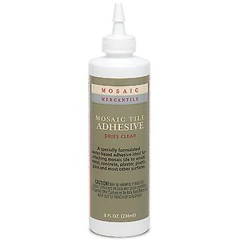 Mosaic Tile Adhesive 8 Ounces Adh 8