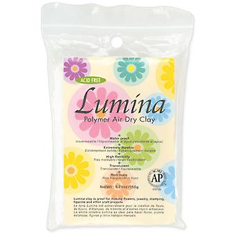 Lumina Polymer Air Dry Clay 5.29 Ounces Translucent 1500A