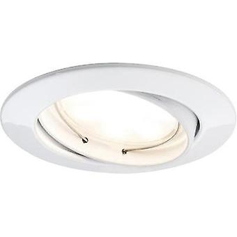 LED flush mount light 3-piece set 20.4 W Warm white Paulmann