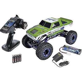 Carson Modellsport Crawlee Brushed 1:10 RC model car Electric Crawler 4WD 100% RtR 2,4 GHz