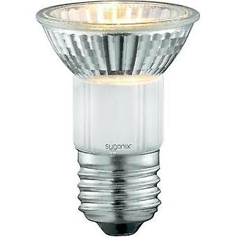 HV halogen 72 mm Sygonix 230 V E27 35 W Warm white EEC: D Reflector bulb dimmable 2 pc(s)