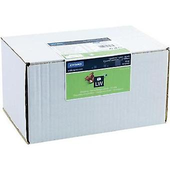 DYMO Labels (roll) 101 x 54 mm Paper White 2640 pc(s) Permanent S0722420 Shipping labels, Name stickers