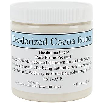 Deodorized Cocoa Butter 8oz-  CB78