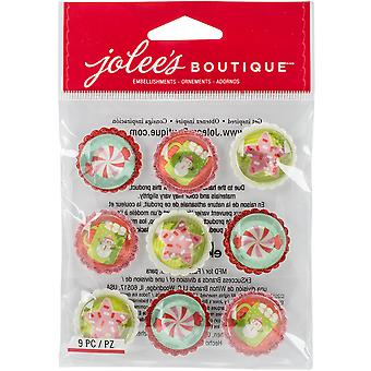 Jolee's Boutique Dimensional Stickers-Sweet Treats Baubles E5021918