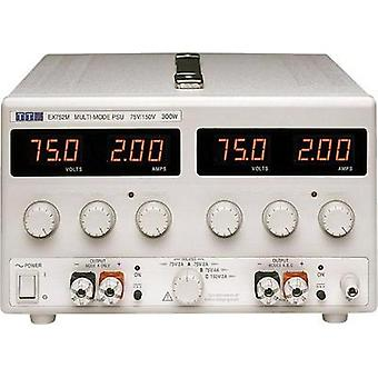 Bench PSU (adjustable voltage) Aim TTi AimTTi 0 - 150 Vdc 0 - 2 A 300 W No. of outputs 2 x