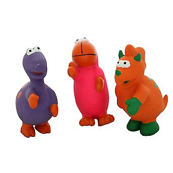 Good Boy Latex Dinosaur Assorted (Pack of 6)