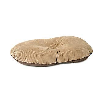Sleepy Paws Oval Cushion Timberwolf 60x50cm