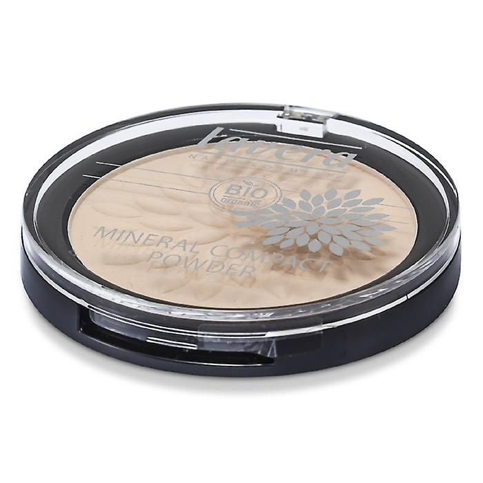Lavera Mineral Compact Powder - # 01 Ivory 7g/0.23oz
