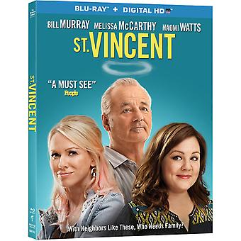 St. Vincent [BLU-RAY] USA import