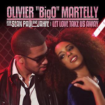 Martelly, Olivier Bigo / Paul, Sean / Jahfe - Let Love Take Us Away USA import