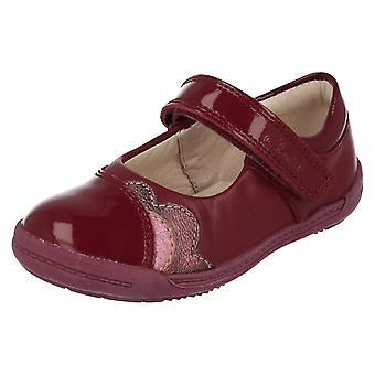 Spedbarn jenter Clarks første sko sakte Caz