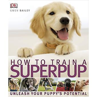 How to Train a Superpup: Unleash your puppy's potential (Paperback) by Bailey Gwen
