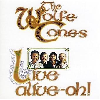 Wolfe Tones - Live Alive-Oh! [CD] USA import