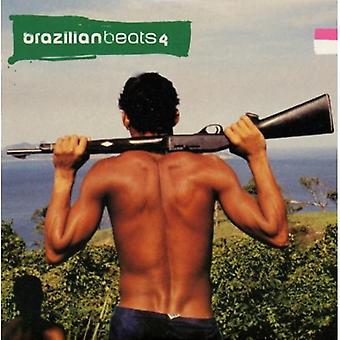 Brasilianske Beats - Vol. 4-brasilianske Beats [CD] USA importerer