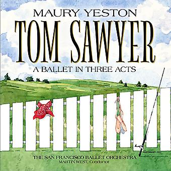 Maury Yeston - Maury Yeston: Tom Sawyer - en Ballet i 3 akter [CD] USA import