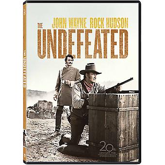 Undefeated [DVD] USA import