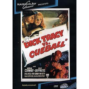 Dick Tracy contra Cueball (1946) [DVD] los E.e.u.u. la importación