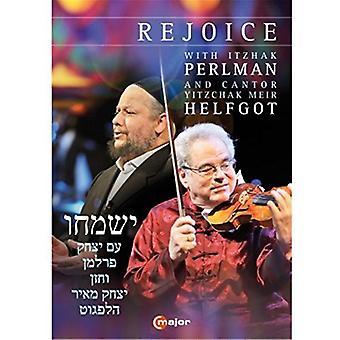 Rejoice [DVD] USA import