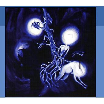 Krieg - blå Miasma [CD] USA importerer