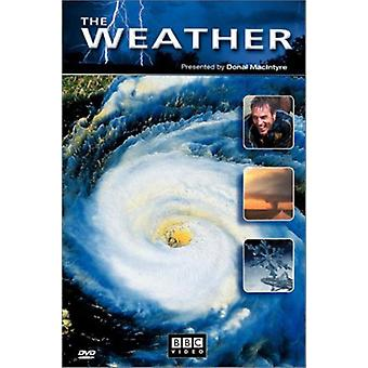 Weather [DVD] USA import