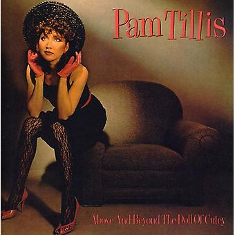 Pam Tillis - boven & Beyond the Doll van Cutey [CD] USA import