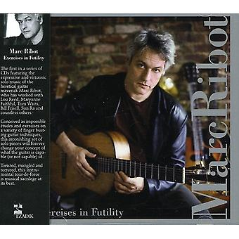 Marc Ribot - Exercises in Futility [CD] USA import