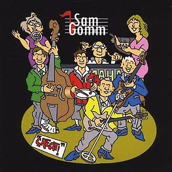 Sam Gomm - Świetne! [CD] USA import