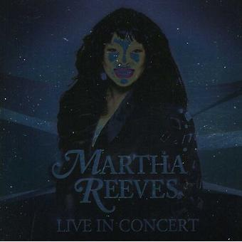 Martha Reeves - Live in Concert [CD] USA import