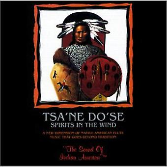 Tsa'NE Dose - Spirits in the Wind [CD] USA import