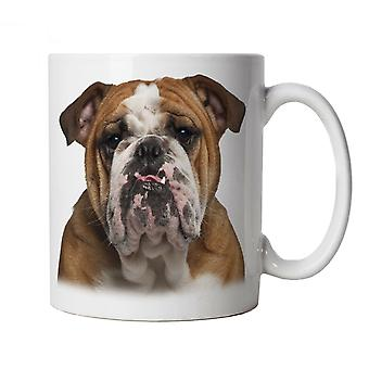 Vectorbomb, British Bulldog, Novelty Dog Mug