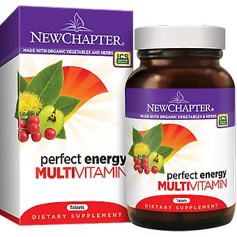 New Chapter Perfect Energy Tablets 72 Ct