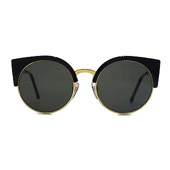 SUPER by Retrosuperfuture Ilaria Sunglasses In Black