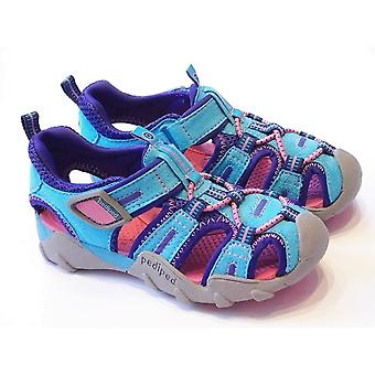 Pediped SPORTY WITH ELASTIC LACES