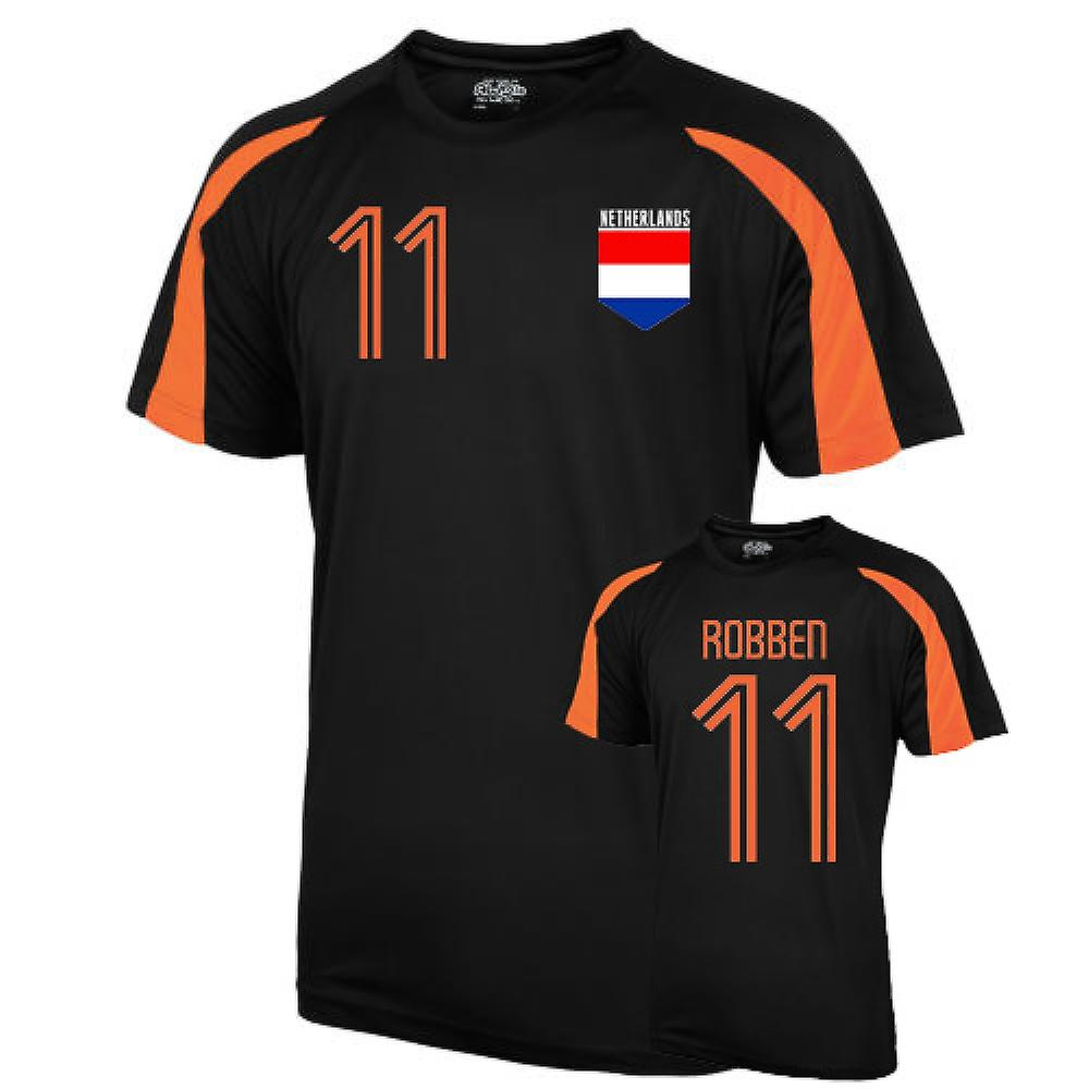 Holland Sports trening Jersey (robben 11)