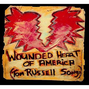 Tom Russell - sårede hjerte af Amerika [CD] USA import