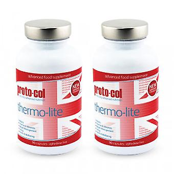 proto-col Thermo Slim - 2 Pack - Metabolism Booster