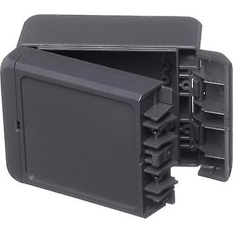 Wall-mount enclosure, Build-in casing 80 x 113 x 60 Polycarbonate (PC)