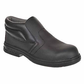 sUw - Steelite Slip på arbeid sikkerhet Workwear Ankel Boot S2