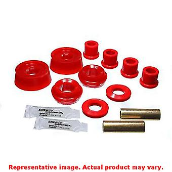 Energy Suspension Control Arm Bushing Set 5.3129R Red Front Fits:CHRYSLER 2001